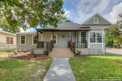 San Antonio Single Family Home New: 235 Saint Charles