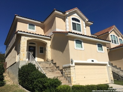 Bexar County Single Family Home New: 25527 Tranquil Rim