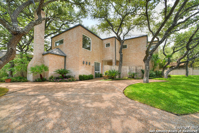 Bexar County Single Family Home New: 204 Castle Gardens Dr