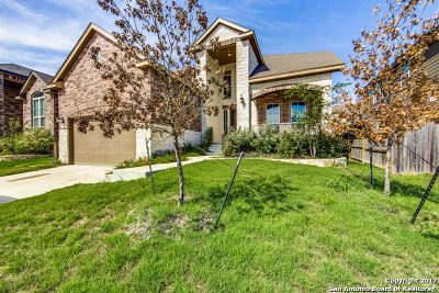Bexar County Single Family Home New: 12423 Loving Ml