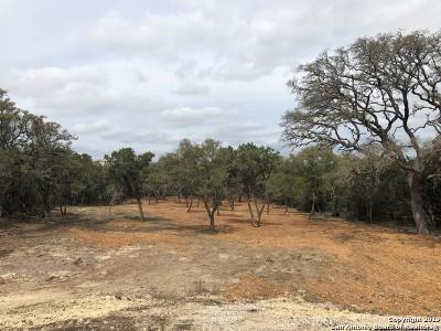 Boerne Residential Lots & Land For Sale: 88 Cabin Springs