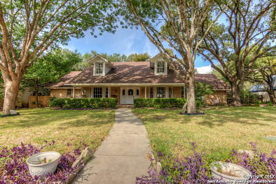 San Antonio Single Family Home New: 9103 Village Dr