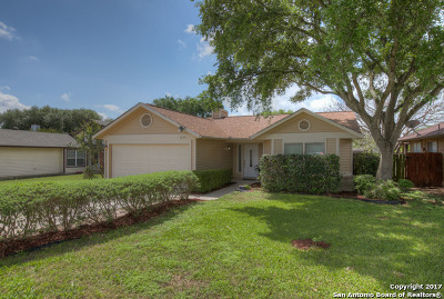San Antonio Single Family Home Back on Market: 7234 Elm Trail Dr