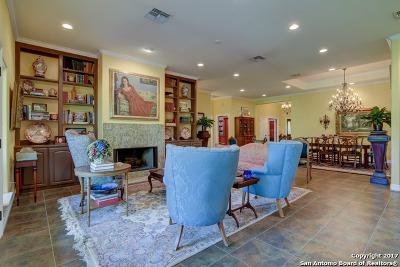San Antonio Single Family Home New: 19 Fonthill Way