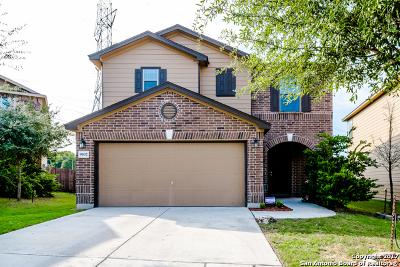 Converse Single Family Home New: 9802 Hawk Shore