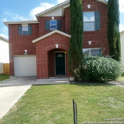 Bexar County, Medina County Single Family Home New: 7606 Allendate Peak