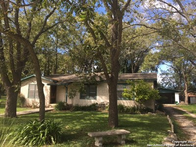 Kendall County Single Family Home New: 114 Cibolo Dr