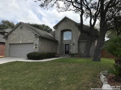 Cibolo Single Family Home Active RFR: 133 Brush Trail Bnd