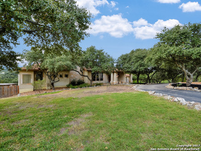 New Braunfels Single Family Home For Sale: 319 Westin Hls