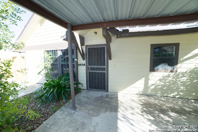 Kirby Single Family Home New: 4438 Lehman Dr