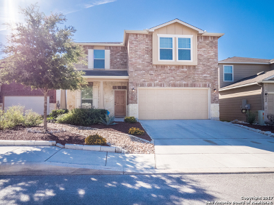 Bexar County Single Family Home New: 826 Cowhide Dr