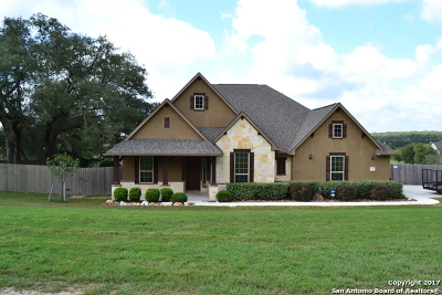 New Braunfels Single Family Home New: 1135 Glen Wood Dr