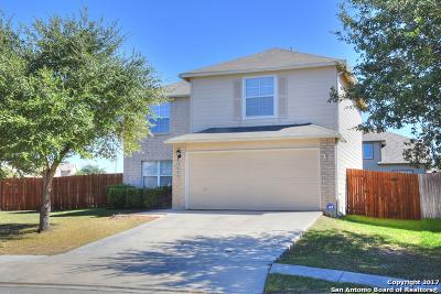 Converse Single Family Home New: 7646 Bismarck Lk