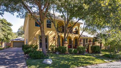San Antonio Single Family Home New: 13222 Trentwood