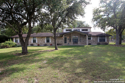 Comal County Single Family Home New: 30889 Olympus