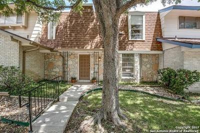 San Antonio Condo/Townhouse Back on Market: 6106 Vance Jackson Rd #2
