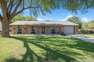 Live Oak Single Family Home Price Change: 12021 Forest Nook Ct