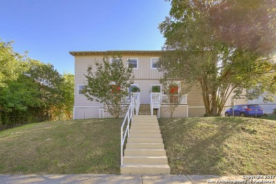 Bexar County Multi Family Home New: 430/432 Natalen Ave
