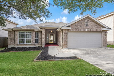 Bexar County Single Family Home New: 9722 Lindrith