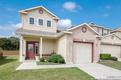 Bexar County Single Family Home New: 26903 Villa Toscana