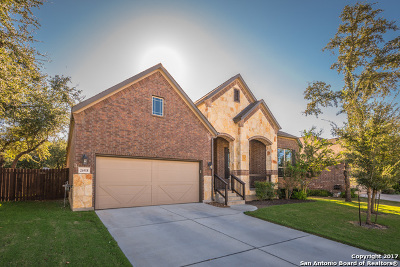 Bexar County Single Family Home New: 26918 Hardy Run