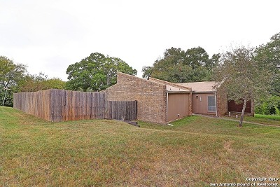 Bexar County Single Family Home New: 12102 Sailing Away St