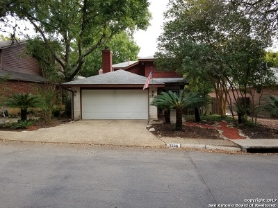 Bexar County Single Family Home New: 9336 Whisper Pt