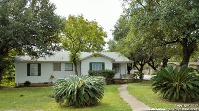 Bexar County Single Family Home New: 44 Cromwell Dr