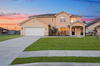 San Antonio Single Family Home New: 1807 Barrett Palms