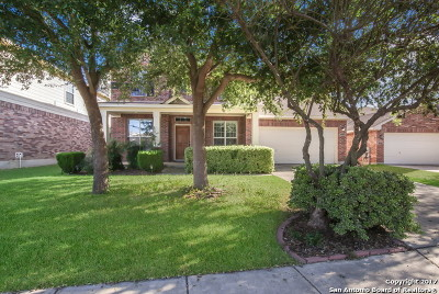Cibolo Single Family Home Back on Market: 125 Bison Ln