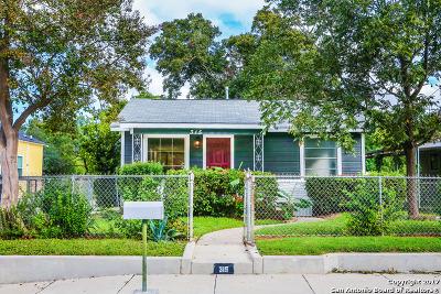 Bexar County Single Family Home New: 315 Gladstone
