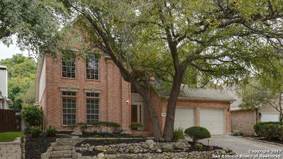 Bexar County Single Family Home New: 1219 Tranquil Trail Dr