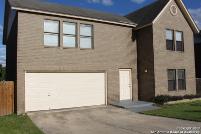 Bexar County Single Family Home New: 842 S Ellison Dr