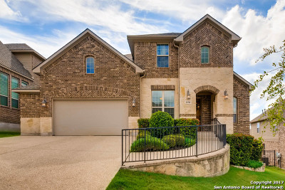 Bexar County, Medina County Single Family Home New: 16914 Turin Rdg