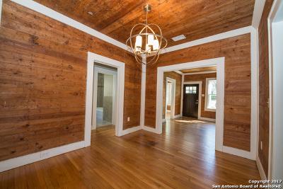 San Antonio Single Family Home New: 1023 W Gramercy Pl