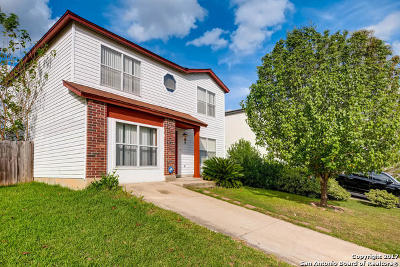 Bexar County Single Family Home New: 6143 Candletree