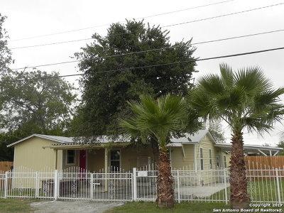 Bexar County Single Family Home New: 1002 Elmendorf St