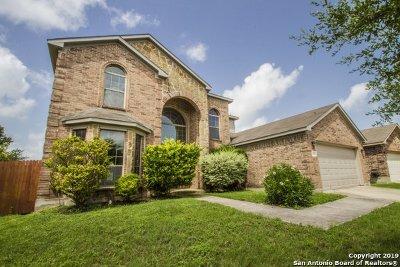 Bexar County, Medina County Single Family Home New: 8523 El Camino Ct