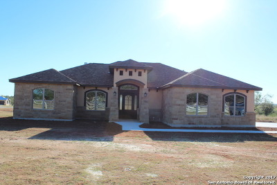 Wilson County Single Family Home New: 2520 County Road 357