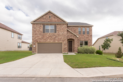 San Antonio Single Family Home New: 1310 Sunset Farm