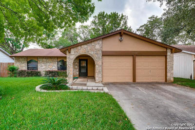 Bexar County Single Family Home New: 9442 Cliff Way St