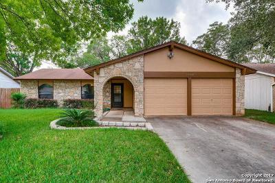 San Antonio Single Family Home New: 9442 Cliff Way St