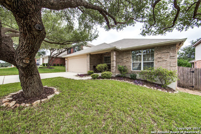 Bexar County Single Family Home New: 407 Leopard Claw