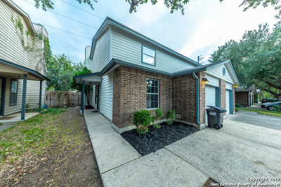 Bexar County Single Family Home New: 7930 Galaway Bay