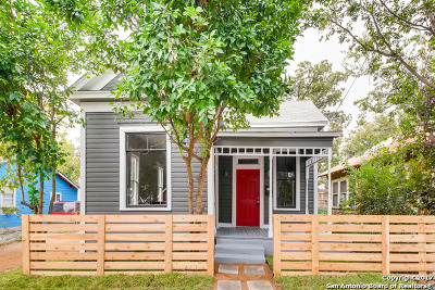 San Antonio Single Family Home New: 116 Buford
