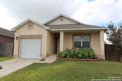 San Antonio Single Family Home New: 10734 Shaenmeadow