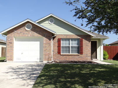 Guadalupe County Single Family Home New: 3409 Sabrina St