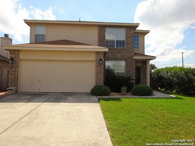 San Antonio TX Single Family Home New: $195,000