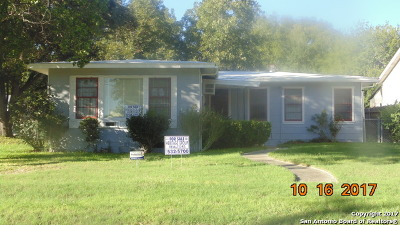 San Antonio TX Single Family Home New: $152,950