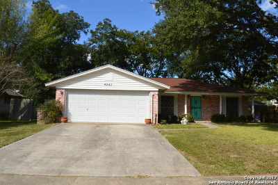 San Antonio TX Single Family Home New: $152,500
